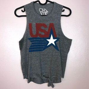 Chaser | USA Graphic Tank